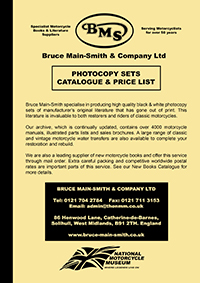 BMS Catalogue